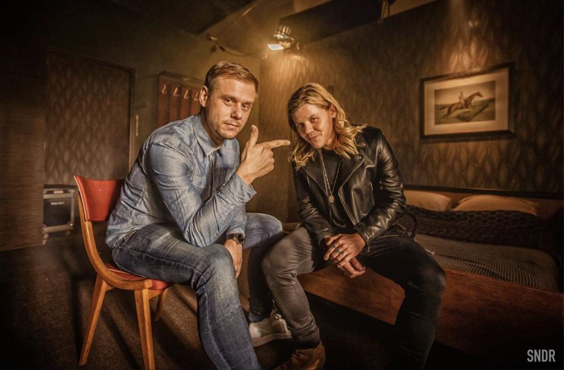 Armin ft Conrad